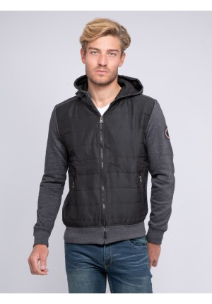Sweat zippé capuche KJ WILD