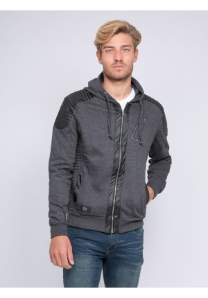 Sweat zippé capuche KJ WESPOT