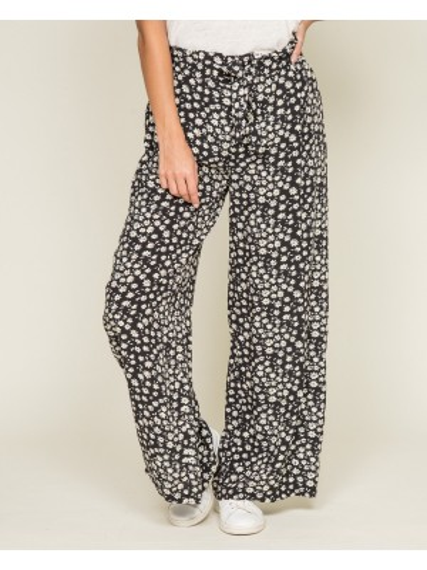 Pantalon fluide motifs ELIMA