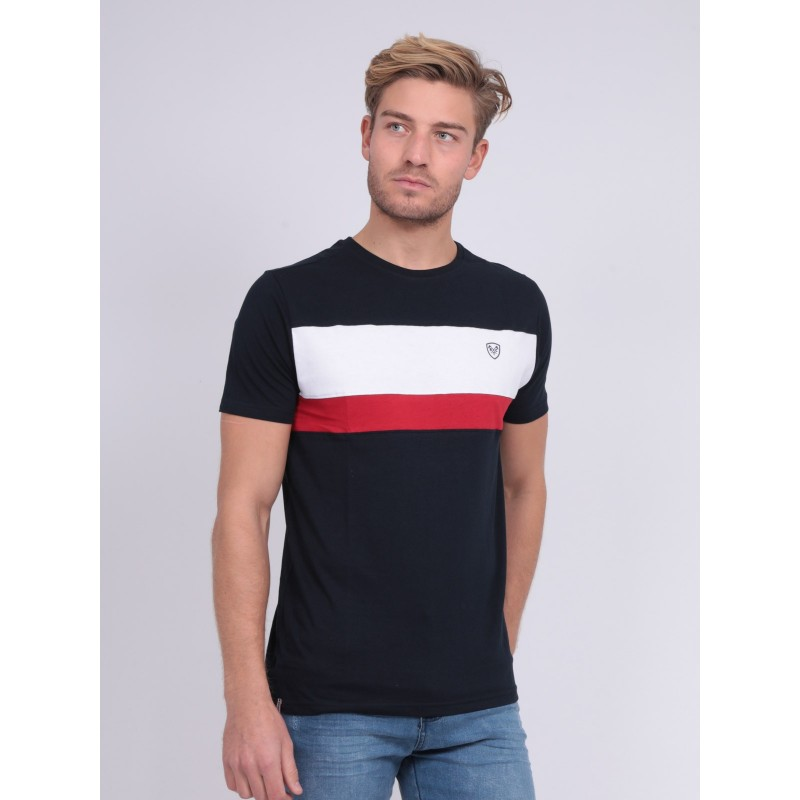 T-shirt col rond pur coton NAMLET
