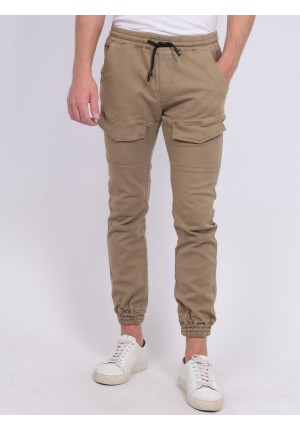 Pantalon battle molleton CLOGO