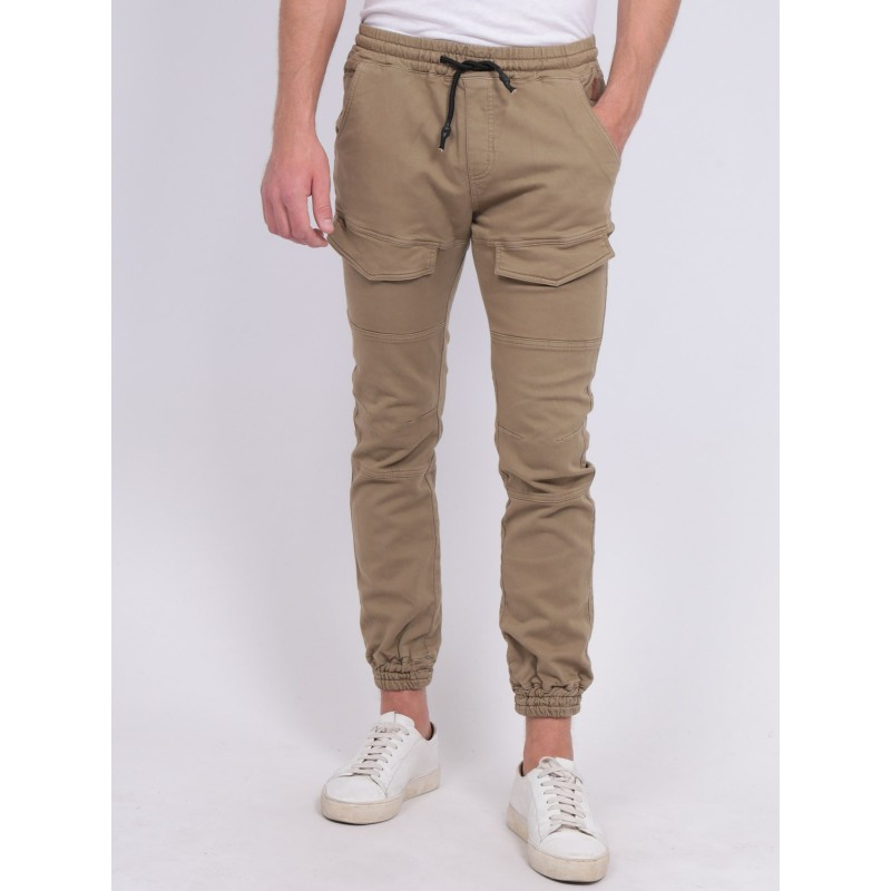 Pantalon battle molleton CLOGO