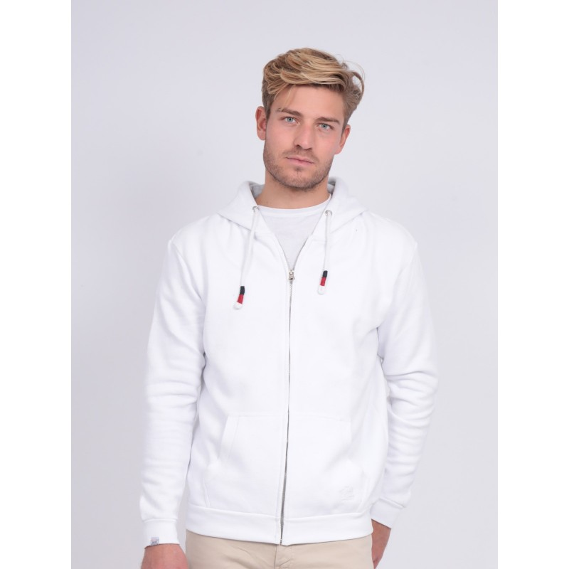 Sweat zippé capuche WAMS