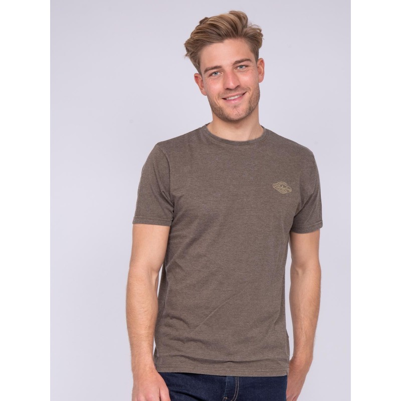 T-shirt col rond pure coton NARDI