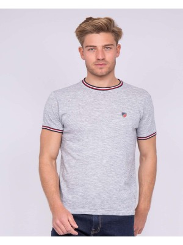 T-shirt col rond pur coton NOPLATO
