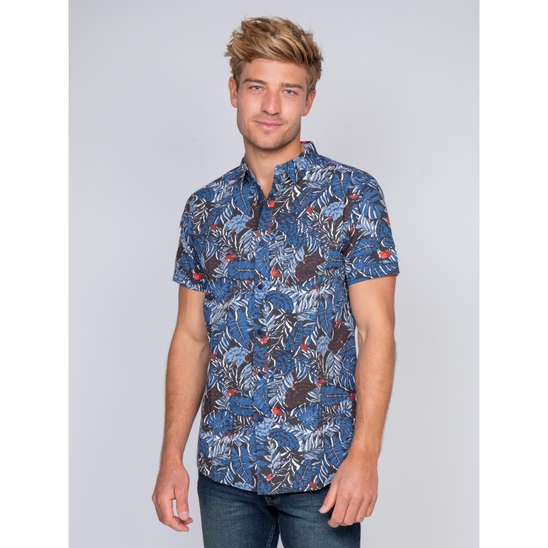 Chemise manches courtes DINO
