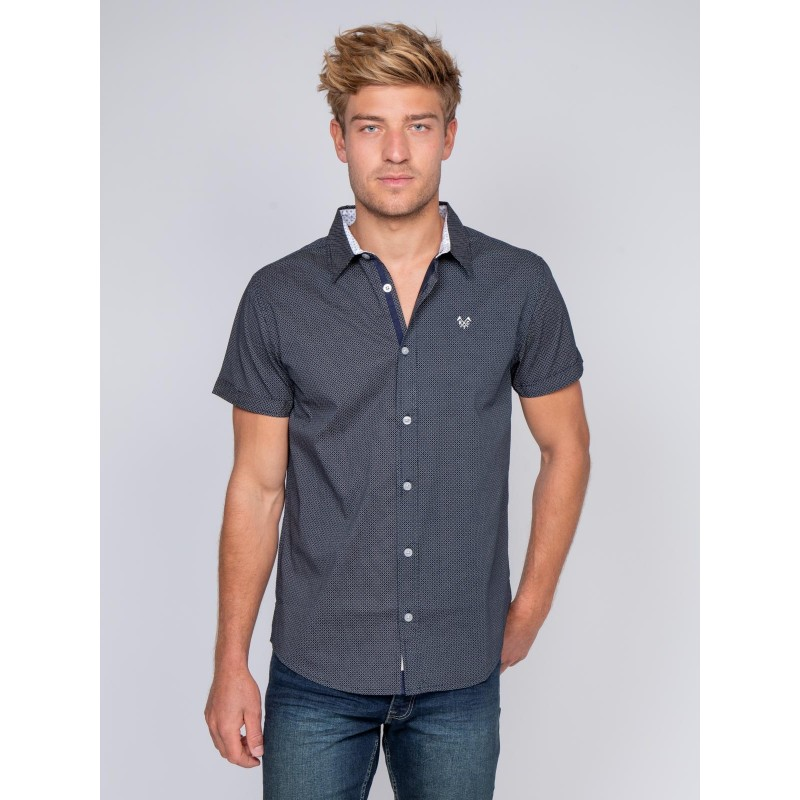 Chemise manches courtes DIPOLITO