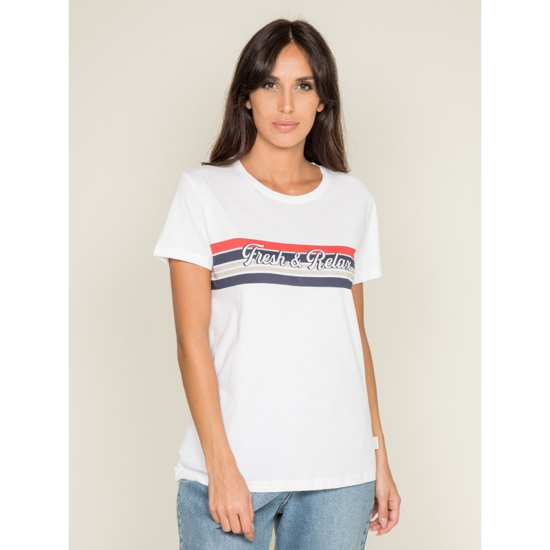 T shirt col rond FRAMONT