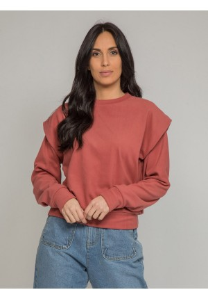 Pull col rond YAHOU