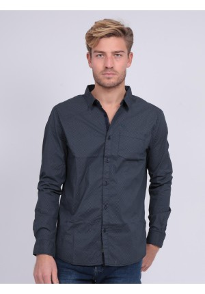 Chemise manches longues TADAO