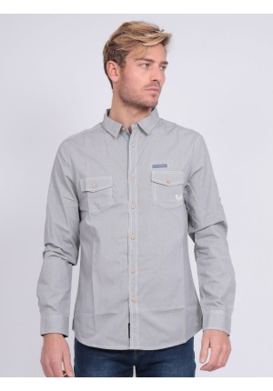 Chemise manches longues TELWIS