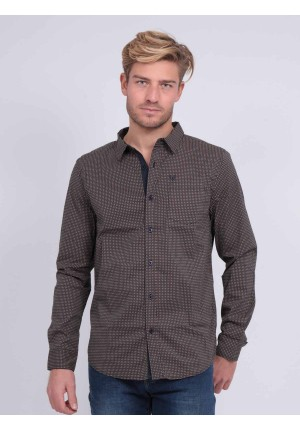 Chemise manches longues TORNADE